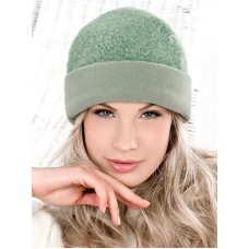 Ladies Merino Wool Beanie Hat