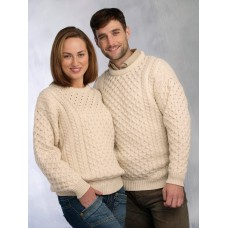 Merino Crew Neck Sweater Ladies/Mens